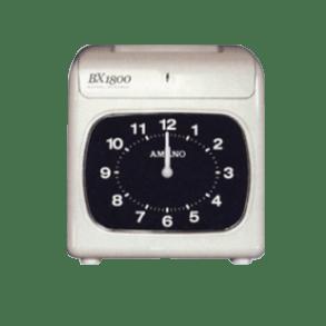 AMANO BX-1800智慧型電子打卡鐘