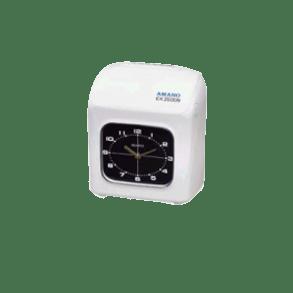 AMANO EX-3500智慧型電子打卡鐘