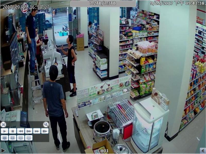 7-11鑫工三門市數位監視器系統導入