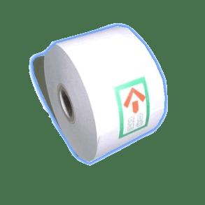 兩聯式空白結帳紙