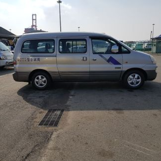 Microbus Hyundai Starex 2007