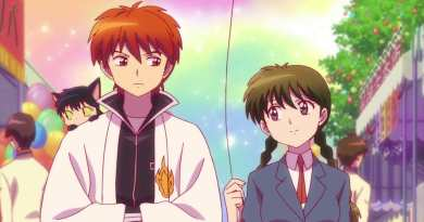 Обзор аниме: Риннэ: Меж двух миров / Kyoukai no Rinne