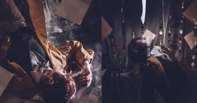 Косплей Осаму Дадзая от bab工作室啵比