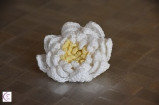 Water lily hair elastic +°+ Élastique cheveux lotus