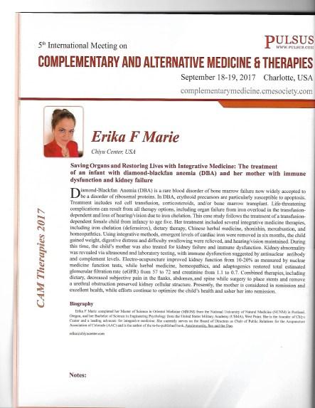 Erika's Article