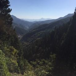 志賀坂峠からのビュー
