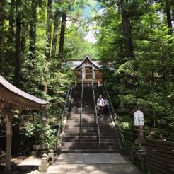 秩父三社・宝登山神社