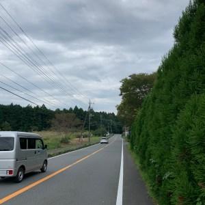 富士山を西側に望む快走ルート「r71」①