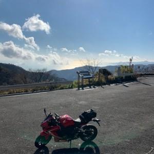 山越しの海風景@椿台