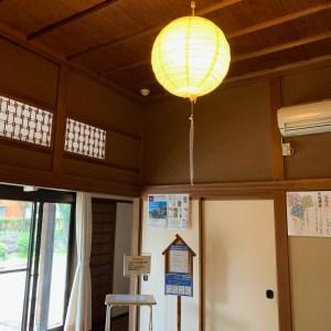 上越市のお蕎麦屋さん「いたくら亭」の落ち着いた店内