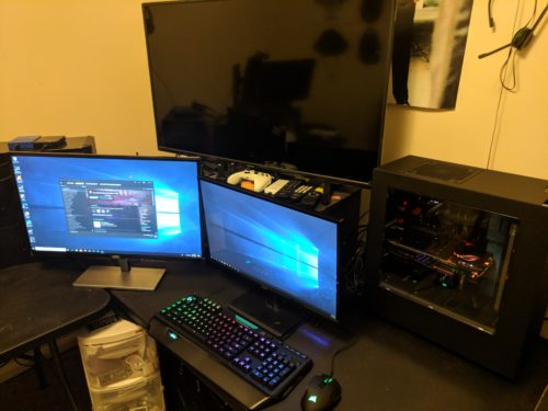 Finally Finished my new PC GAMING Build! – CHJ MediaTech