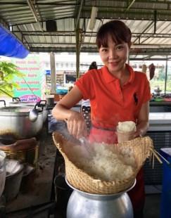 tuk-tuk_Thai laobrs_stick rice_8