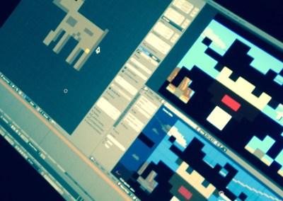 CloudOx 8-bit nostalgia