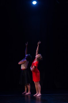 Everything's Fine (2014) detour dance at USF Photo by Keegan Marling