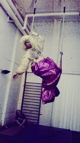 Mermaid Trapeze Circus Opera Academy