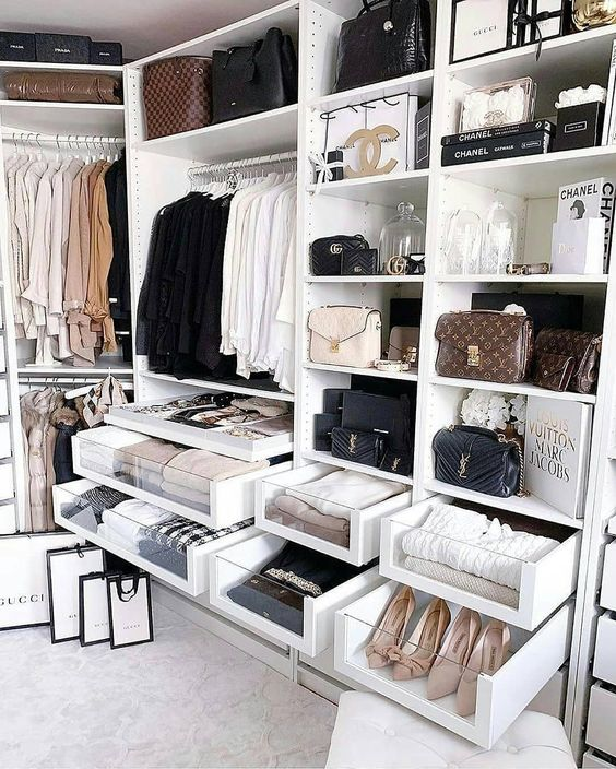 16 Amazing Stylish Wardrobe Ideas That Use The Ikea Pax Chloe Dominik