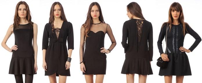 robes de reveillon petite robe de noir