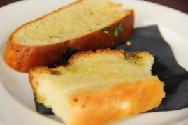Gorgeous garlic bread