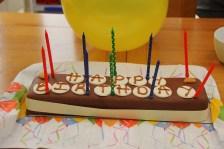 Yum, birthday cake :D