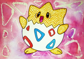 20. Breakable Togepi