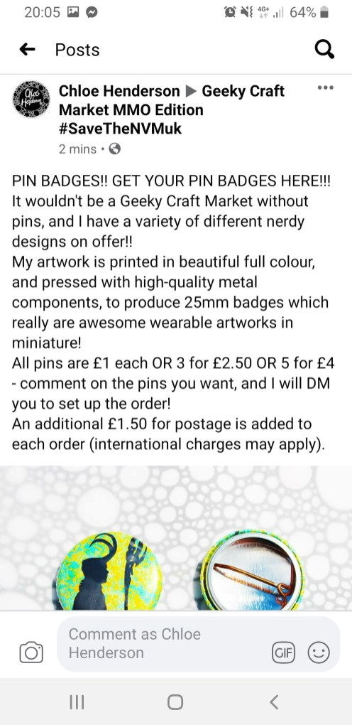 Geeky Craft Market (5)