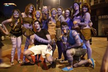 Freshers in Cardiff, Wales