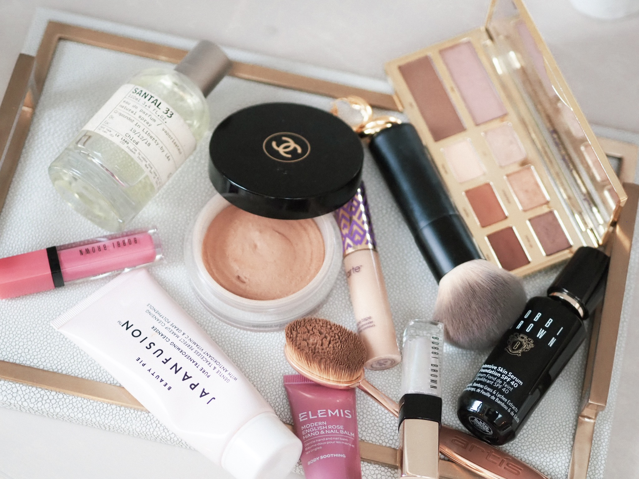 The Beauty Edit – My tried and tested favourites