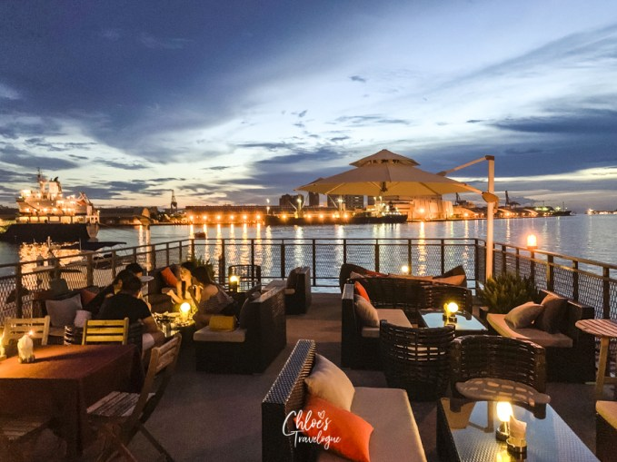 Best Rooftop Bars in Kaohsiung - Craft Cocktails at Sauga Restaurant & Bar | #Kaohsiung #Taiwan #foodguide #KaohsiungFood #KaohsiungBar #rooftopbar #cocktails