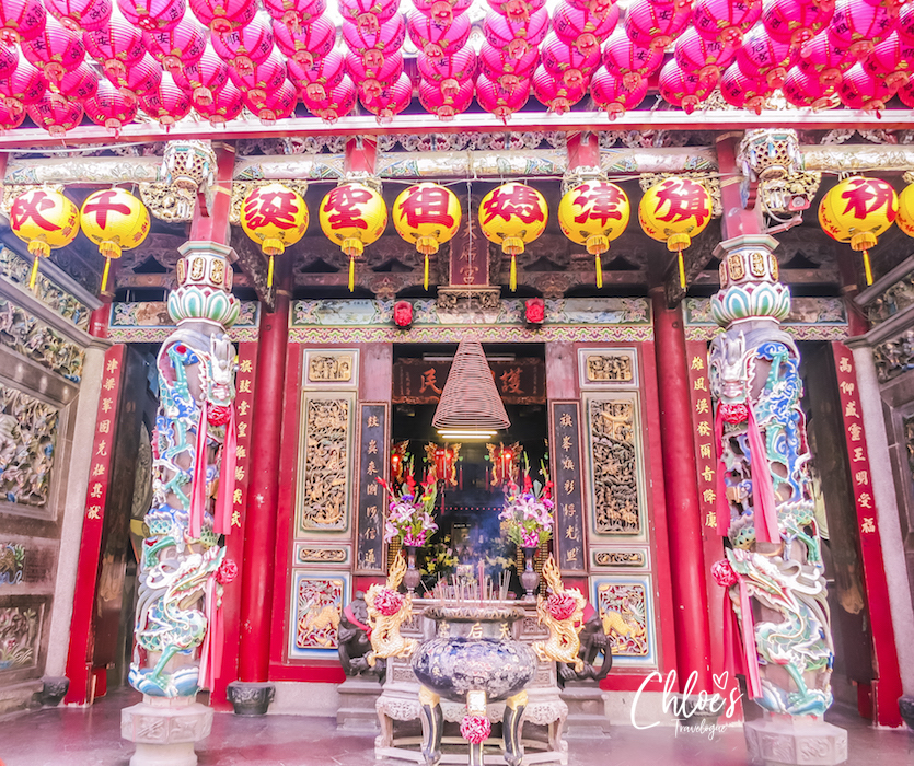 Kaohsiung Itinerary Day 2: Explore Cijin Island - Tianhou Temple | #Kaohsiung #Taiwan #Cijin #TianhouTemple