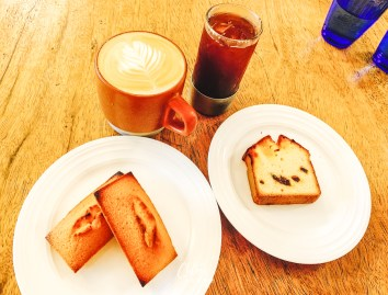 Best Coffee in Kaohsiung, Taiwan | Gavagai Cafe - A professional barista brews fantastic coffee and bakes yummy cakes. | #Kaohsiung #Taiwan #Coffee #Dessert #Gavagai