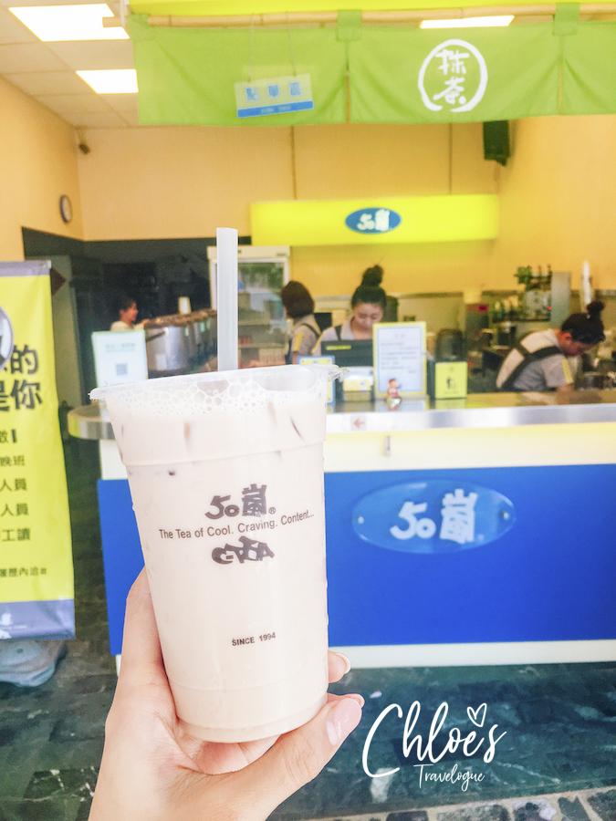 Best Milk Tea in Taiwan | 50 Lan Taiwan #Kaohsiung #Taiwan #Milktea #bubbletea #bobatea #pearltea #50Lan