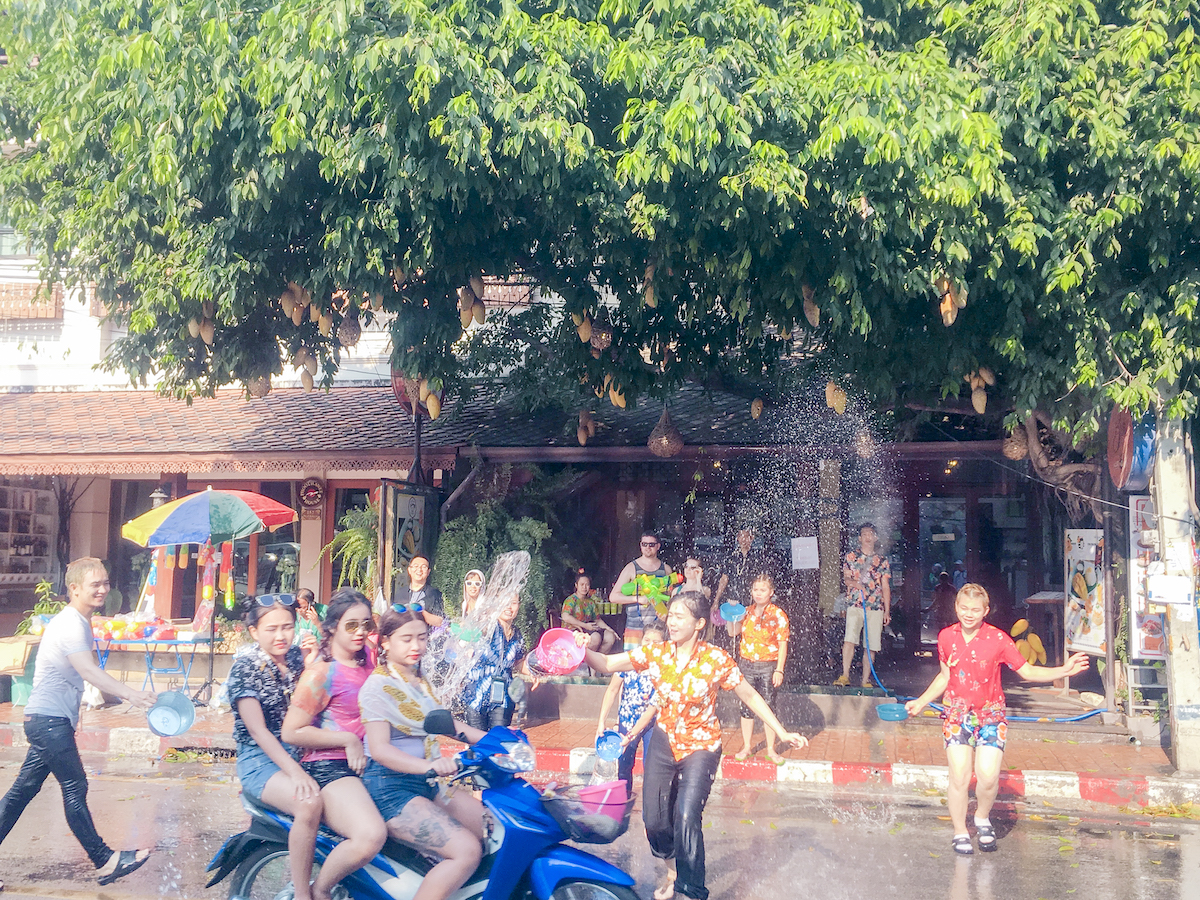 The Complete Guide to Songkran Festival 2019 • Thailand's Biggest Water Festival in Chiang Mai
