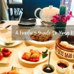 Hong Kong Food Diary
