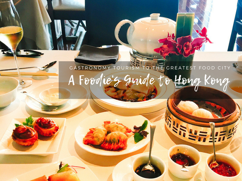 Hong Kong Food Diary
