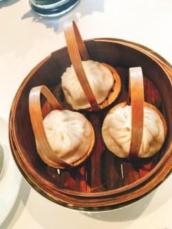 HK Lung King Heen at Four Seasons Xiao Long Bao