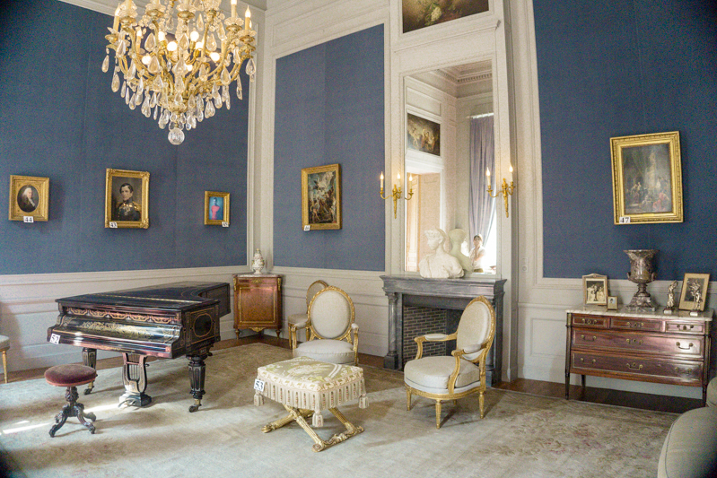 Summer in Brussels: A Photo Guide to the Royal Palace of Brussels | Louis XVI Room