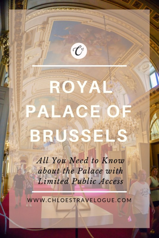 Summer in Brussels - All You Need to Know about visiting Royal Palace of Brussels