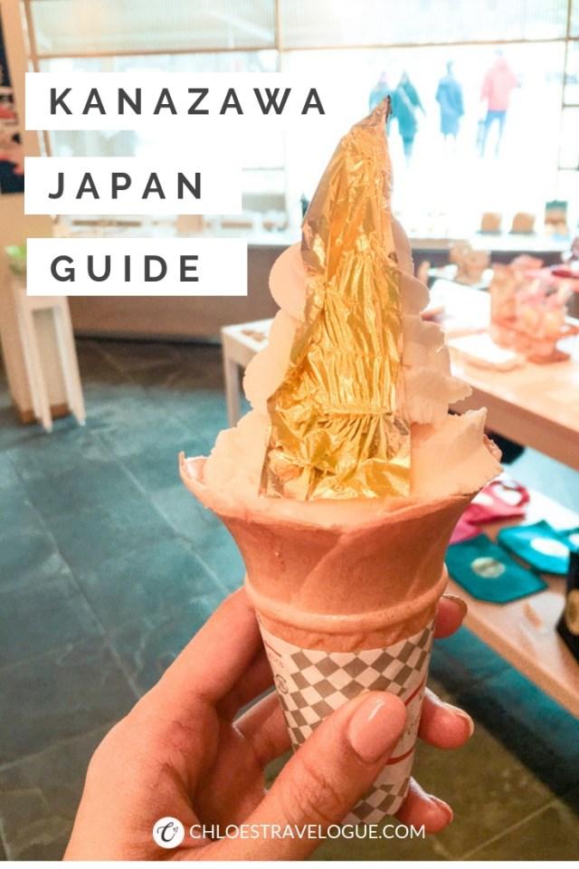 A complete guide to Kanazawa in Winter - Things to Do in Kanazawa, 2-day itinerary, how to get there from Tokyo, where to buy Kanazawa Omiyage and Gold-Leaf specialty souvenirs | #Kanazawa #Japan #winterinjapan #KanazawaGoldLeaf #GoldLeaf #GeishaDistrict #HigashiChaya #Geisha #Shima #Kaikaro #KanazawaCastle #KanazawaGarden #kenrokuen #JRKanazawa #21stCenturyMuseum| CHLOESTravelogue.com