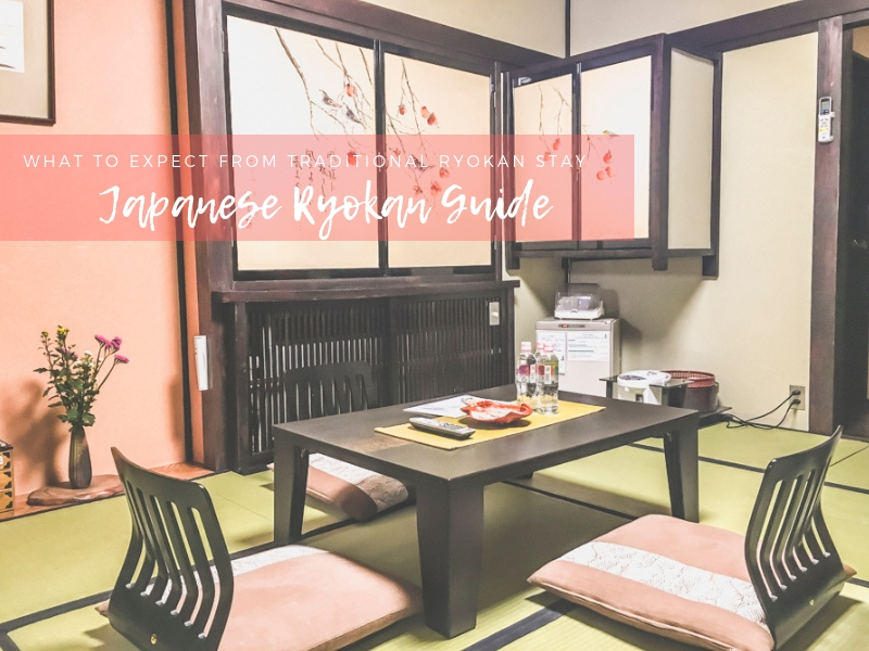 Where to Stay in Japan | Traditional Ryokan Guide