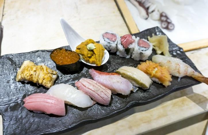Where to Eat in Ginza | Ginza Sushi | #Ginza #Tokyo #GinzaThingstoDo #Japan #GinzaFood #GinzaSushi #Tsukiji