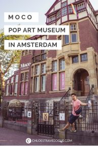 5 Best Amsterdam Museums | A Visitor's Guide to the Moco Museum for Pop Art Enthusiasts | #Amsterdam #Holland #AmsterdamMuseums #iAmsterdam #AmsterdamThingstoDo #AmsterdamBucketList #Rijksmuseum #MOCO