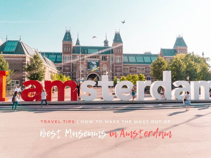 5 Best Amsterdam Museums