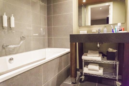 Hotel Vondel Amsterdam Bathroom