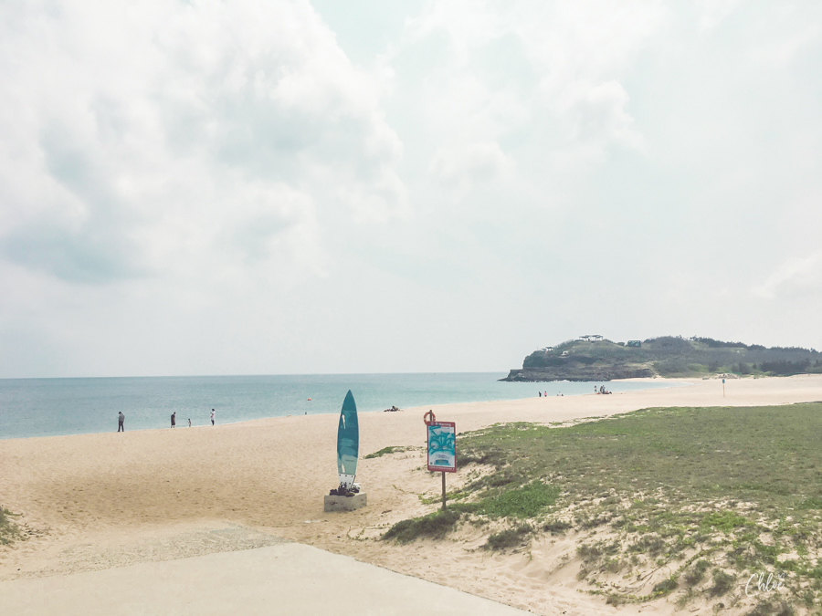 Penghu Island | Relax by the Shanshui Beach or Go Windsurfing | #penghu #ShanshuiBeach #TaiwanBeaches