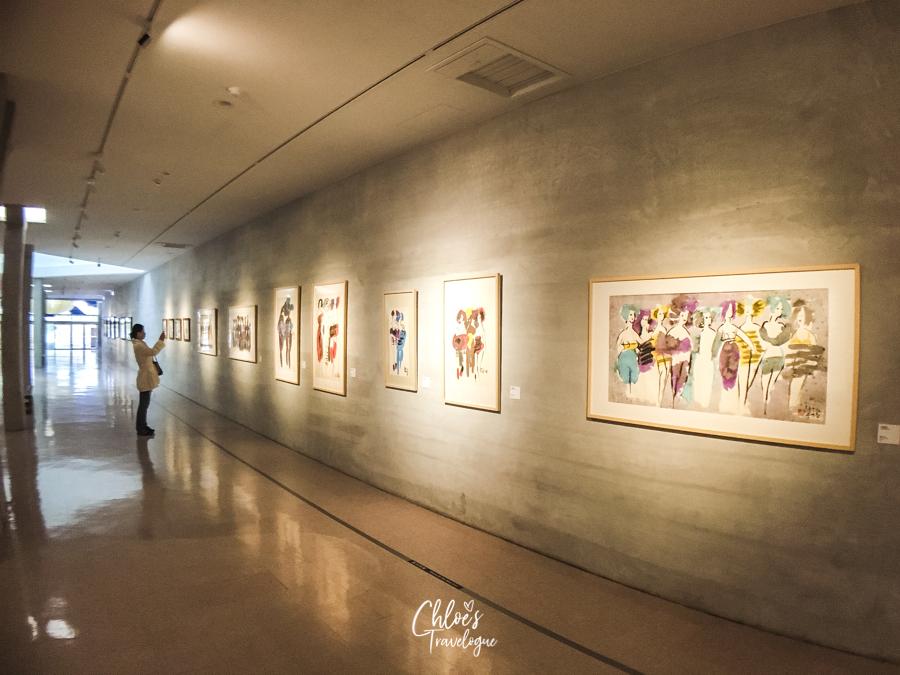 Day trip from Taipei - Juming Museum   Living World of Ink - Freehanding the World   #Taipei #TaipeiDayTrips #Juming #JumingMuseum #Taiwan #freehanddrawing