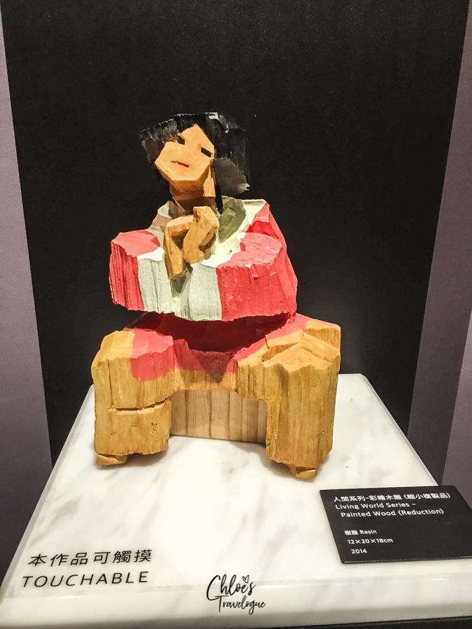 Day trip from Taipei - Juming Museum | Ju Ming Sculpture Series - The Nativist Series | #Taipei #TaipeiDayTrips #Juming #JumingMuseum #Taiwan #Sculpture