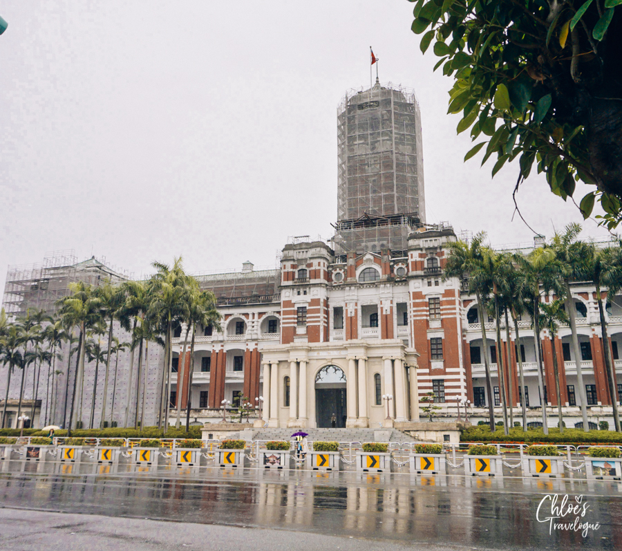 Taipei Free Walking Tour for History Buffs - Taiwan Presidential Palace | Learn critical moments in Taiwan History through Storytelling | #Taipei #TaipeiTravel #TaipeiWalkingTour #Taiwan #TaipeiThingstoDo #PresidentialPalace #中華民國總統府
