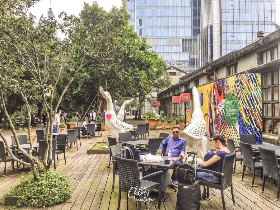 Taipei Itinerary 3 Days (Written by a Taiwan Resident) | Songshan Cultural Creative Park - Tea House | #Taipei #Taiwan #TaipeiItinerary #TaipeiThingstoDo #TaipeiTravel #SongshanCulturalCreativePark #TaipeiPark #Teahouse