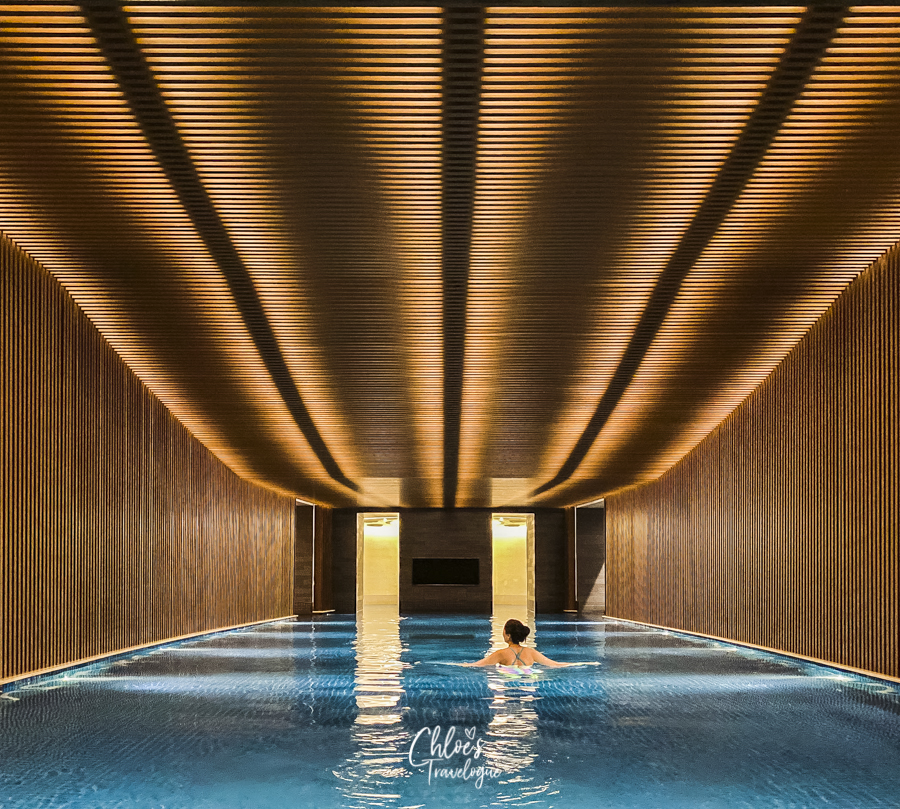 Ananti Cove Busan | Water House: An Opulent Hot Spring Spa with an ocean infinity pool | #waterhouse #hotspring #luxespa #기장 #Busan #TravelKorea #AnantiCove #AnantiCoveBusan #luxuryhotel #beachresorts #TravelAsia #VisitAsia #아난티코브