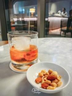 Hilton Busan - McQueen's Bar - Steven McQueen Special